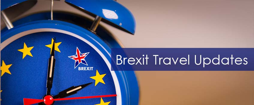 Brexit Travel Updates