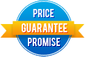 Price promise guarantee