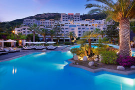Sheraton Rhodes Resort in Ixia