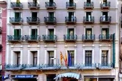 Accessible disabled-friendly hotel in Barcelona