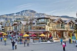 Crystal Lodge in Whistler