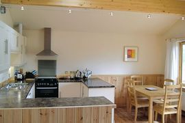 Oasis Lodges - Tadpole Lodge in Herefordshire