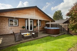 Riverside Lodges - Hornblower Lodge in Ripon