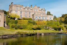 Ballynahinch Castle in County Galway