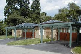 Two Holiday Bungalows in Herne Bay