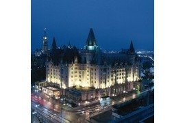 Fairmont Chateau Laurier in Ottowa