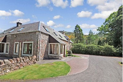 Disabled accessible Scottish Borders holiday cottage