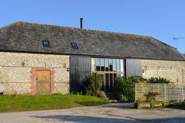 Compton Farm Cottage - The Barn in Chichester