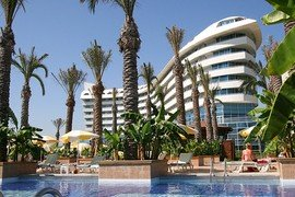 Concorde Resort and Spa in Antalya