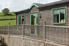 Hipley Log Cabin in Matlock