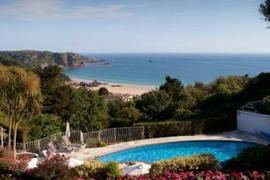 Windmills Hotel in St Brelade