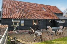 Woodside Barn Cottage in Saxmundham