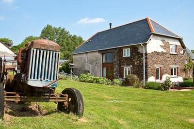 Countryside barn