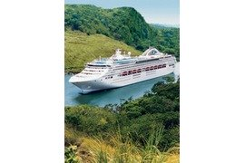 Princess Panama Canal Cruises in Panama Canal
