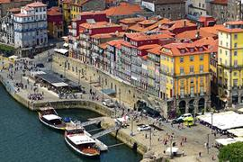 Pestana Porto Hotel & World Heritage Site in Porto