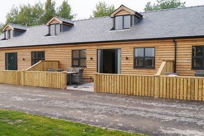 Disabled-friendly holiday cottage