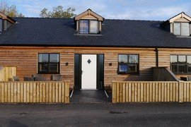 Accessible Birch Cottage in Hambleton