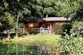 Woodside Lodges - Ledbury Lodge in Herefordshire