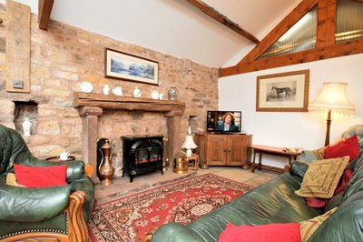 Accessible disabled access luxury cottage in Cumbria, UK