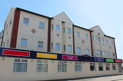 Accessible Hotel 62140 In Blackpool Disabledholidays Com