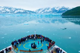 Royal Caribbean Alaskan Cruises in Alaska