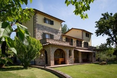 Accessible villa in Tuscany, Italy
