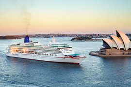 P&O Australian Cruises in Australia/New Zealand