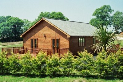 Accessible holiday lodge in Cornwall