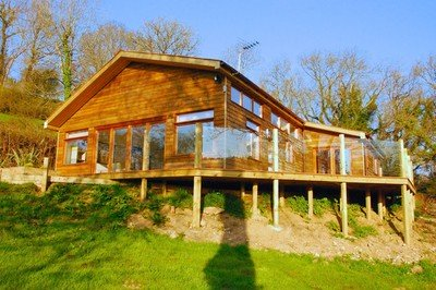 Disabled-friendly Cornwall lodge