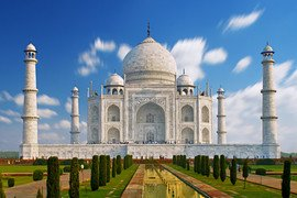India: Taj Mahal + Tiger Safari + Rajasthan (wheelchair) in India