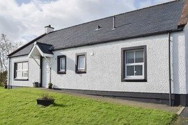 Willow cottage in Stranraer