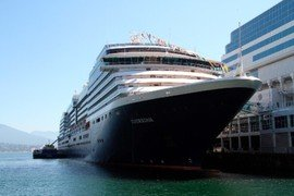 Holland America Alaska and Yukon in Alaska