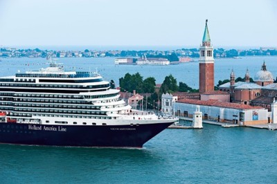 Holland America Line European cruise