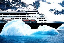 Holland America cruise to South America & Antarctica in South America