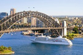 Silversea Australia cruises in Australia/New Zealand