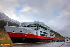 Hurtigruten Iceland Cruises in Europe