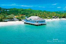 Sandals Halcyon Beach All Inclusive in St Lucia