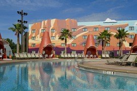 Disney's Art of Animation Resort in Disney Orlando, Walt Disney World Resort