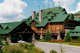 Disney's Wilderness Lodge in Disney Orlando, Walt Disney World Resort