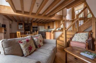 Accessible cottage in Herefordshire for guests with a visual impairment