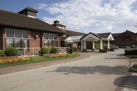 Hilton, East Midland Airport in Derbyshire