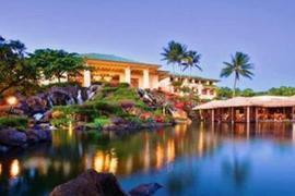 Grand Hyatt Kauai Resort and Spa in Hawaii