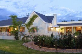 Rosenhof Country House in Oudtshoorn