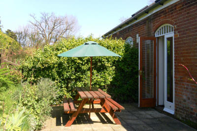 Accessible Norfolk cottage