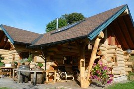 Ludlow Ecolog Cabin - Annie's Cabin in Ludlow
