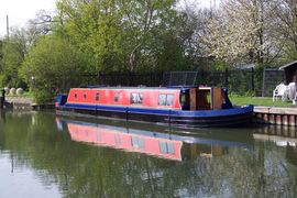 CanalAbility - Stort Challenger in Essex