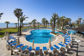Golden Tulip Golden Bay Beach Hotel in Larnaca