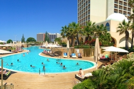 Crowne Plaza VILAMOURA - ALGARVE in Vilamoura