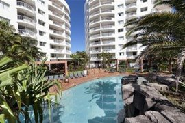 Australis Sovereign in Surfers Paradise
