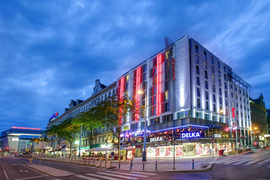 InterCityHotel Wien in Vienna
